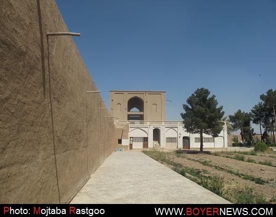 تصاویر زیبای شهر خشتی ایران را از دست ندهید