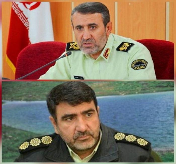 فرمانده انتظامی کهگیلویه و بویراحمد تغییر میکند
